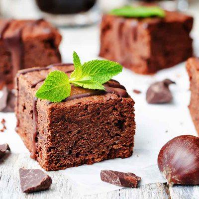 """Šokolādes kūka """"Braunijs"""""""