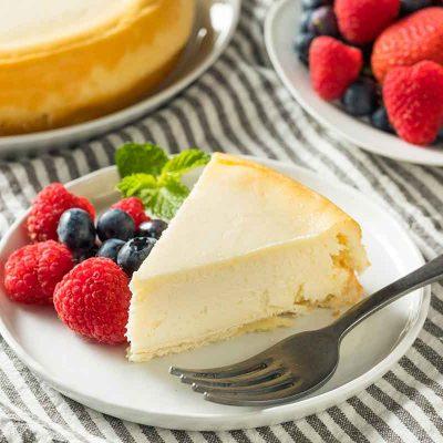 Ņujorkas siera kūka