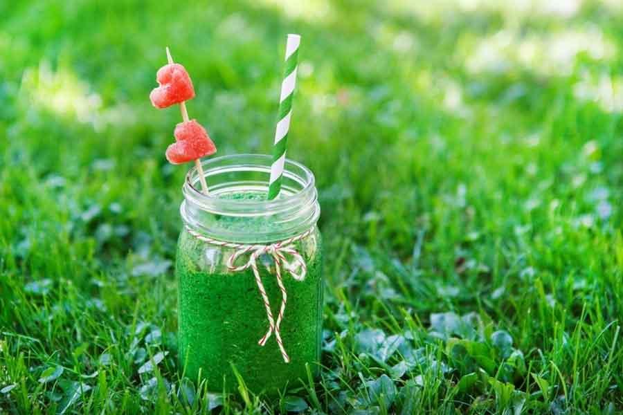 ZAĻIE SMŪTIJI – 5 garšīgas un veselīgas receptes