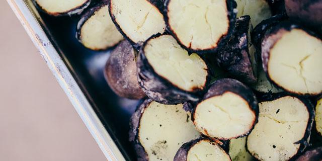Ugunī cepti kartupeļi